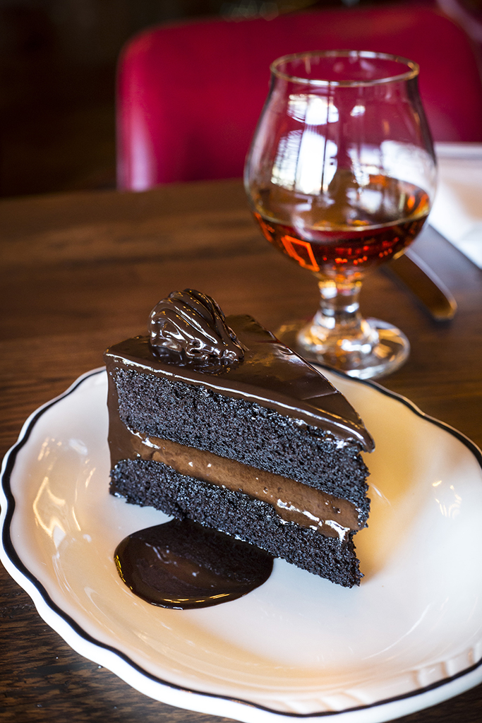 The Chocolate Cake at The Avenue