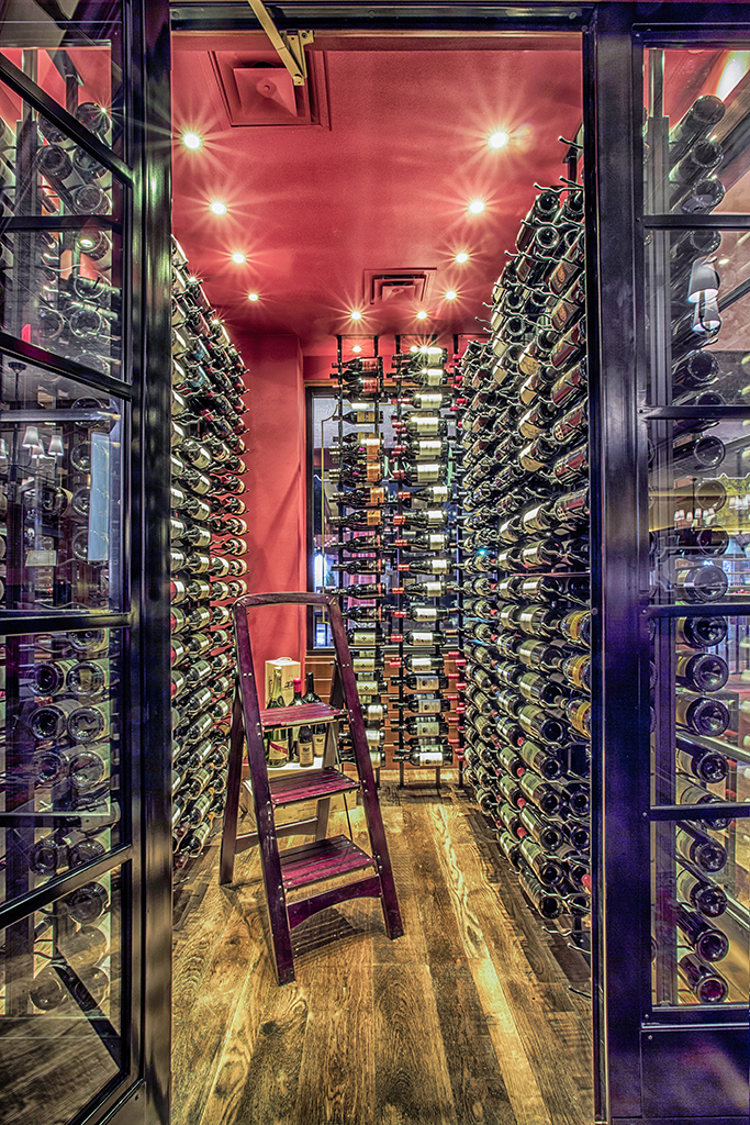 Wine Cellar in the Avenue