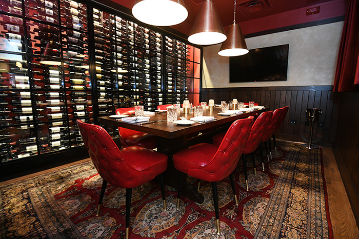 Private dining at The Avenue Dublin