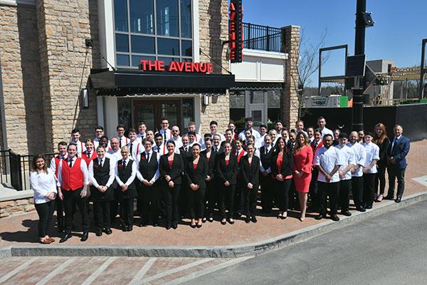 The Avenue team
