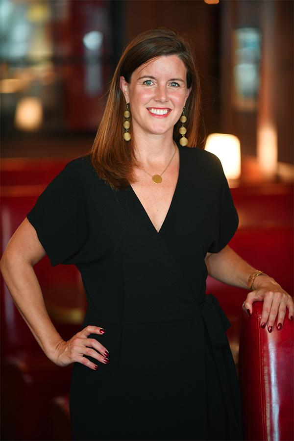 General Manager Kristin Devine